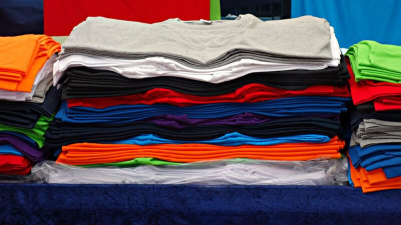 T-Shirt bedrucken – so gelingt dein eigenes Kleidungsstück